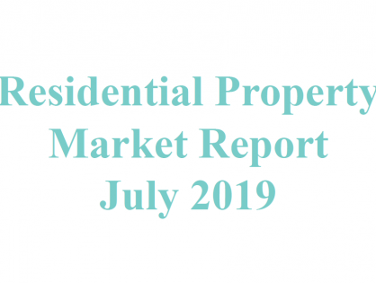 Wealth Pi Fund Residential Property Market Report - July 2019