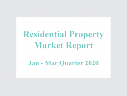 Wealth Pi Fund Residential Property Market Report - Q1 2020